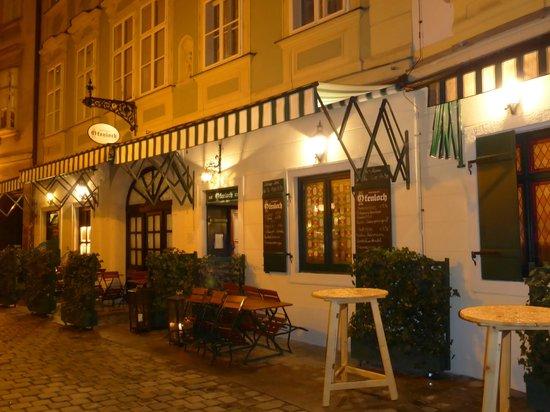 Restaurant Ofenloch : outside