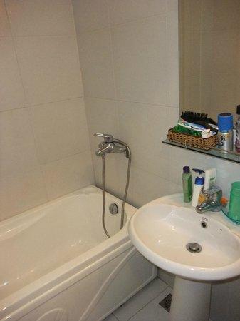 Alisa Hotel: Basin