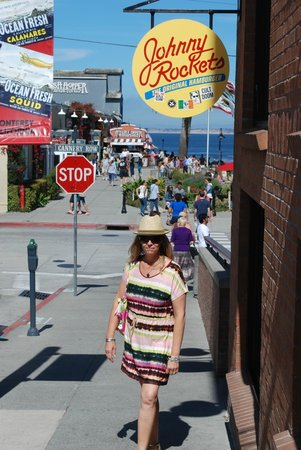Fairfield Inn & Suites Santa Cruz - Capitola : Short drive to Monterey