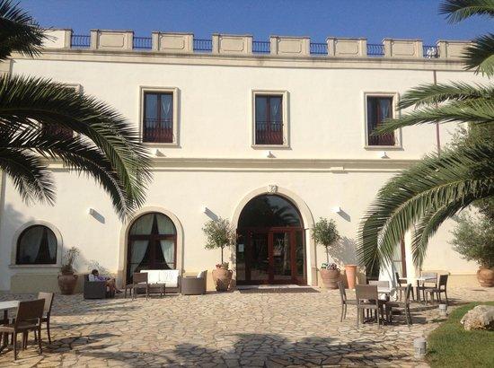 Villa Hermosa Resort: corpo centrale