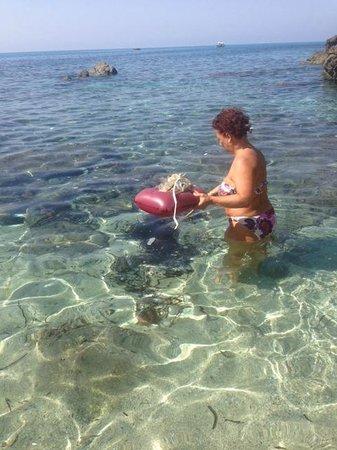 Grotticelle beach: ^