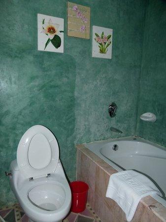 Aonang Princeville Resort: restroom