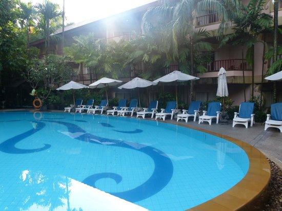 Aonang Princeville Resort: Pool