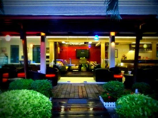 Aonang Princeville Resort: coffee shop