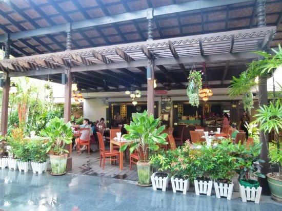 Aonang Princeville Resort: restaurant
