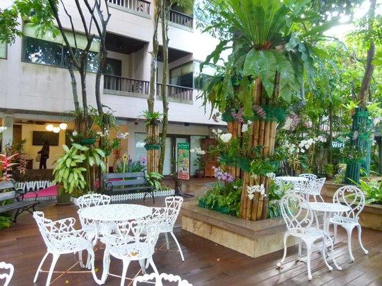 Aonang Princeville Resort: relex zone