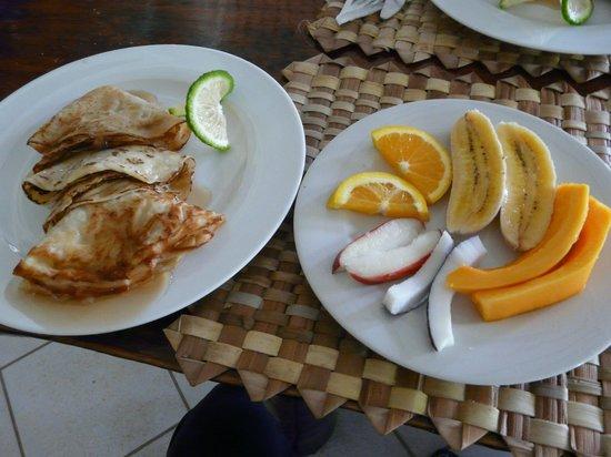 Stevenson's at Manase: Breakfast