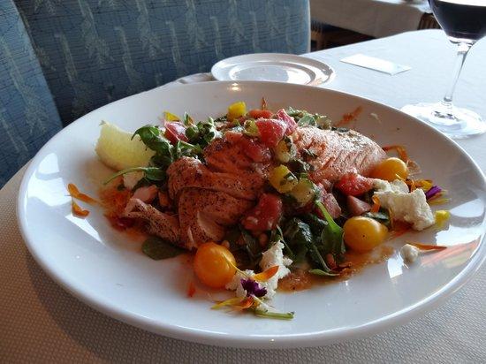 Beverly's: Salmon