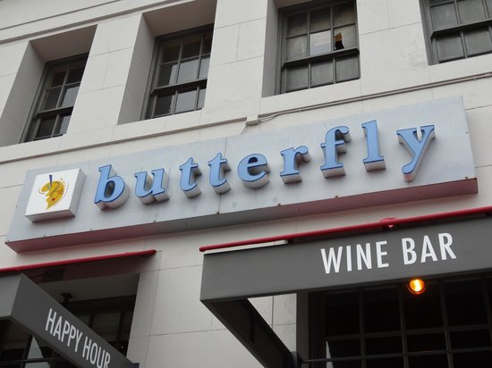 Butterfly - Embarcadero: Butterfly