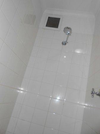 Quality Hotel on Olive: Shower