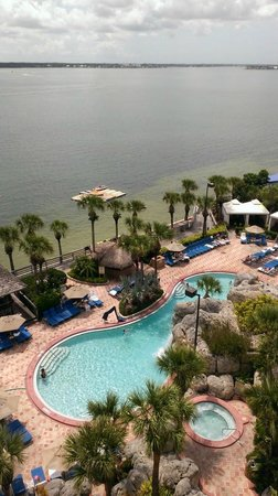 Clearwater Beach Marriott Suites on Sand Key: Room View