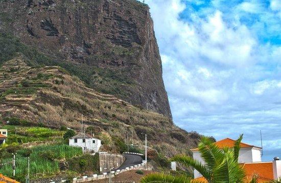 Madeira Surf Camp: View