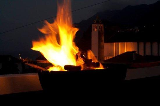 Madeira Surf Camp : BBQ