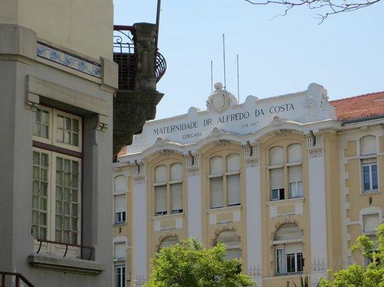 Casa-Museu Dr. Anastácio Gonçalves : the museum is close to this maternity
