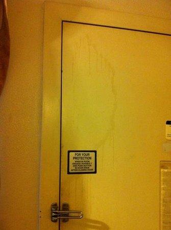 Knights Inn & Suites Yuma : porte