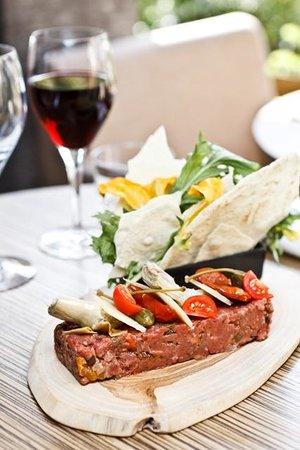 Mocca Food&Drink: Tartare à la provençale