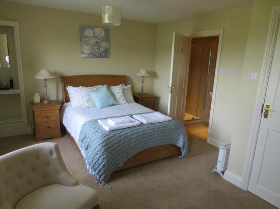 Church House Farm: Our very comfortable room