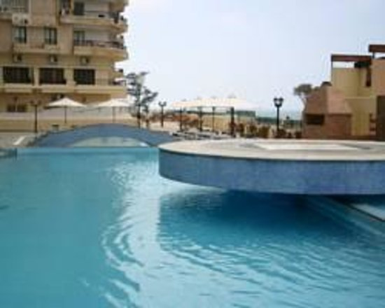 Swimming pool picture of aifu resort el montazah alexandria tripadvisor Swimming pools in alexandria va