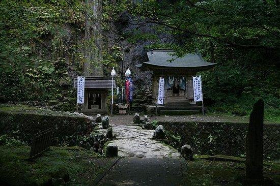 Mt. Haguro: Haguro
