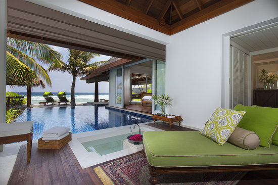 Naladhu Resort Maldives: Naladhu Ocean House Bathroom