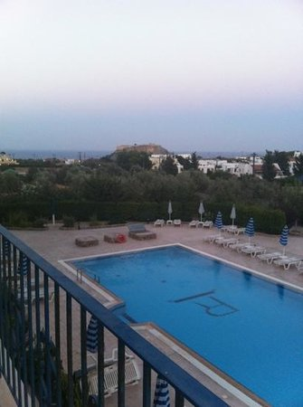 Rafael Studios: Vista sull'Acropoli