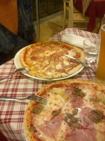 Sapore di Sale: La pizza..