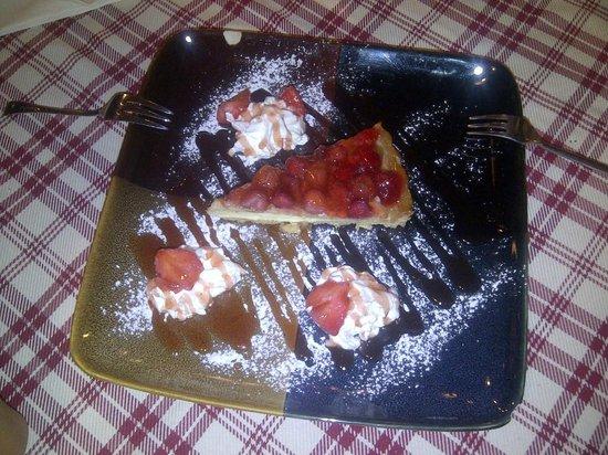Sapore di Sale: Crostata di fragole!