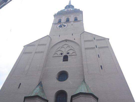 St. Peter's Church: church