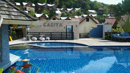 PP Casita: piscine