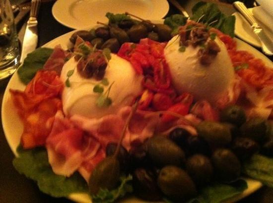 Spasso Restaurant at Grand Hyatt Erawan: amazing