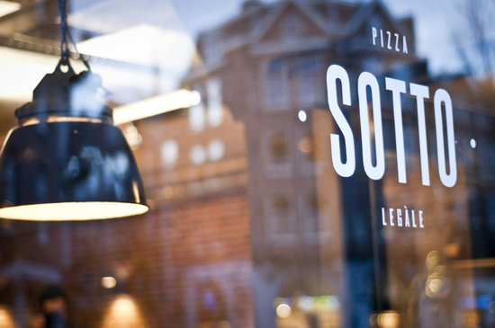 SOTTO - pizza legale: So you know what to look for