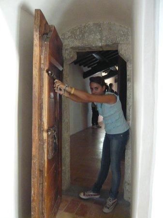 Museo Civico Rocca Flea: nella rocca