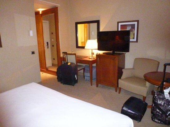 Hotel Apogia Lloyd Roma: Bedroom
