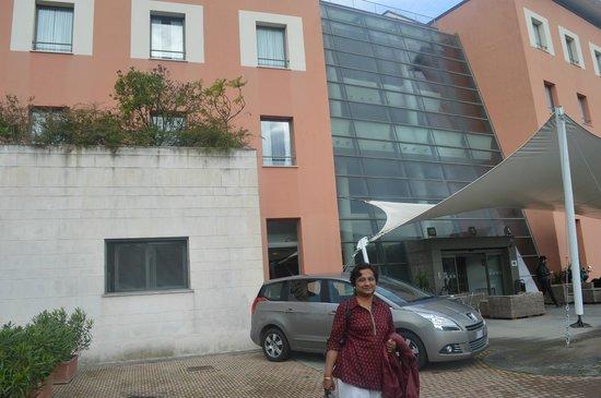 Mercure Genova San Biagio: Idea Hotel Genoa