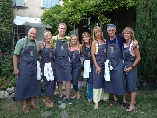 Maison Trevier : Learning to cook with great friends!