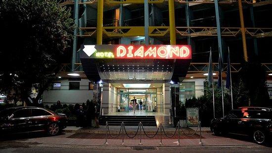 Diamond Hotel: Hotel