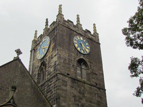 Haworth Parish Church: Bronte Church