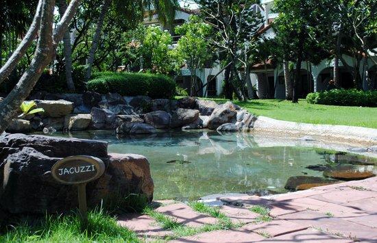 The Regent Cha Am Beach Resort: jacuzzi