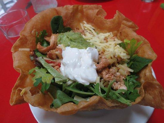 La Quinta Mexican: Chicken Salad