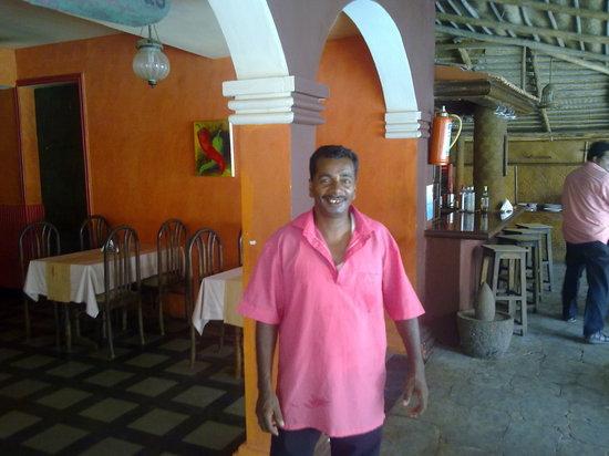 Santiago Beach Resort : David