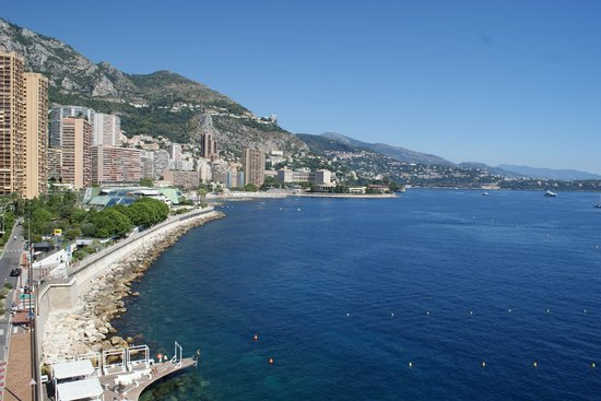 Fairmont Monte Carlo: View from the room