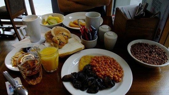 Premier Inn London City (Old Street) Hotel: Petit déjeuner - 1