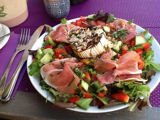 Cocoon : очень вкусный салат