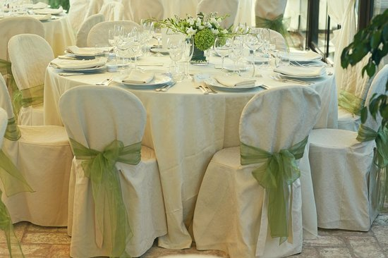 Villa San Crispolto: The Wedding Banquet