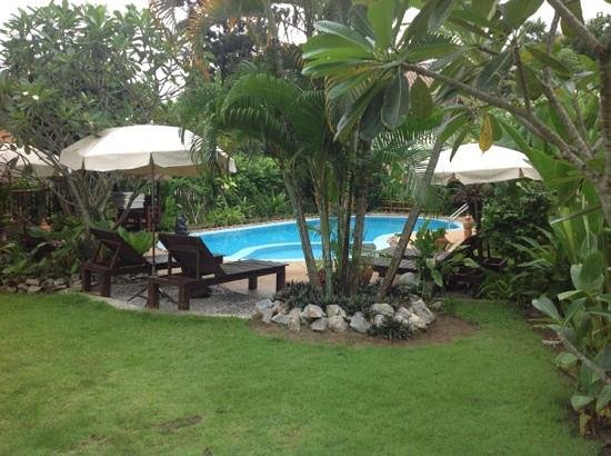 Homestay-Chiang Rai: zwembad