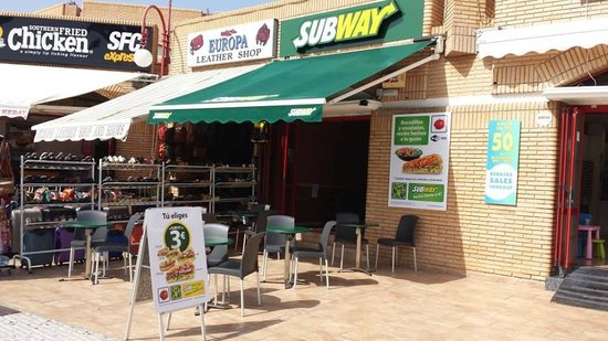 Subway San Eugenio
