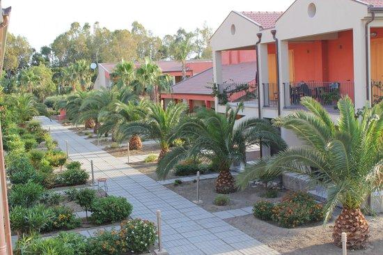 VOI Baia di Tindari Resort : vista veranda