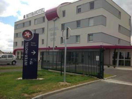 Hotel Inter Das Lys -Dreux
