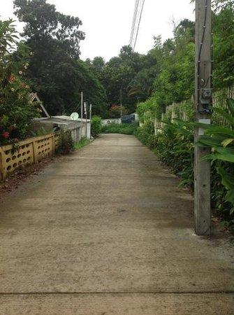 Homestay-Chiang Rai: Soi 5 Hang Dong