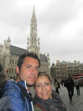 Adagio Access Brussels Europe: Grand Place maravilla